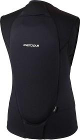 Icetools Lite Vest Protektor schwarz/weiß (Herren) (Modell 2020) (690001)