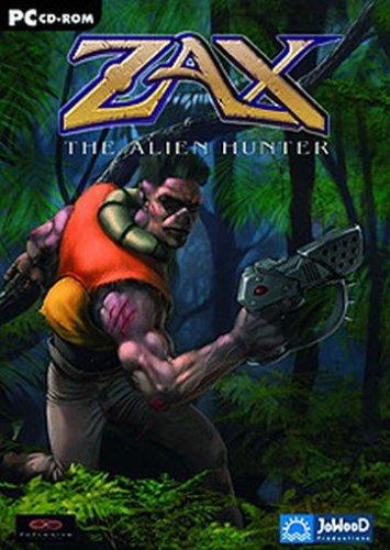 ZAX - The Alien Hunter (niemiecki) (PC) -- via Amazon Partnerprogramm