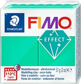 Staedtler Fimo Effect 57g transparent grün (8020504)