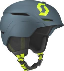 Scott Symbol 2 Plus Helm storm grey/ultralime yellow (271752-6622)