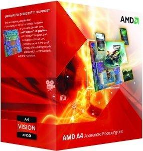 AMD A4-3300, 2x 2.50GHz, boxed (AD3300OJGXBOX/AD3300OJHXBOX)