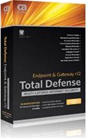 CA: Total Defense Endpoint & Gateway r12.0, 5 User (multilingual) (PC/MAC) (CATG1205BPEM) -- via Amazon Partnerprogramm