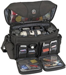 Tamrac 5612 Pro 12 Kameratasche schwarz
