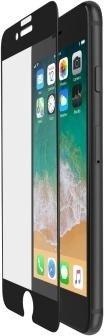 Belkin ScreenForce TemperedCurve Screen Protector für Apple iPhone 8 schwarz (F8W853ZZBLK)