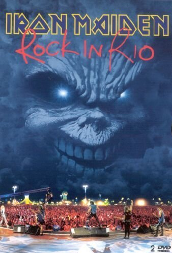 Iron Maiden - Rock in Rio -- via Amazon Partnerprogramm