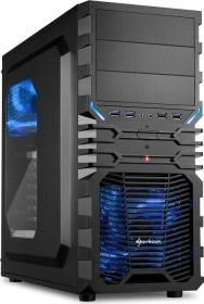 Sharkoon VG4-W schwarz, Acrylfenster