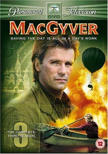 MacGyver Season 3 (UK) -- via Amazon Partnerprogramm