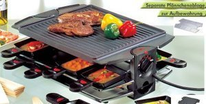 Unold 8725 raclette