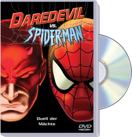 Daredevil vs. Spider-Man - Duell der Mächte -- via Amazon Partnerprogramm