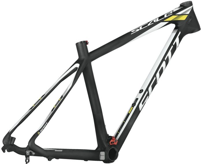 Scott Scale 600 RC model 2013 MTB frame