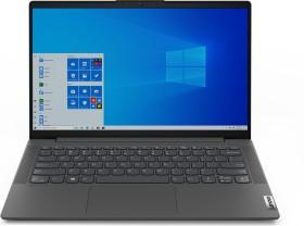 Lenovo IdeaPad 5 14IIL05 Graphite Grey, Core i5-1035G1, 8GB RAM, 512GB SSD, GeForce MX350, IPS, 57Wh, beleuchtete Tastatur, Aluminium-Unterseite (81YH003PGE)
