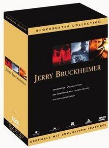 Jerry Bruckheimer Box (Crimson Tide/Nur noch 60 Sekunden/...)