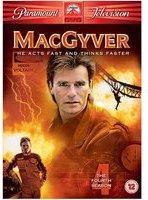 MacGyver Season 4 (DVD) (UK)