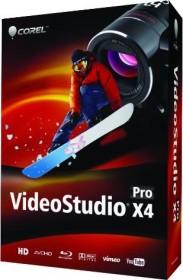 Corel Video Studio Pro X4 (German) (PC) (VSPRX4DEMB)