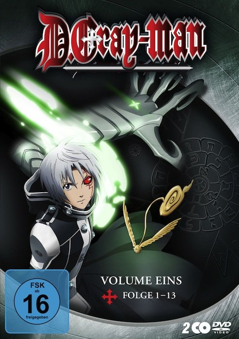 D.Gray-Man - Vol. 1