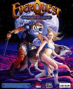 EverQuest: The Shadows of Luclin (Add-on) (MMOG) (English) (PC)