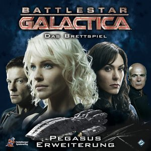 Battlestar Galactica - Pegasus (extension)
