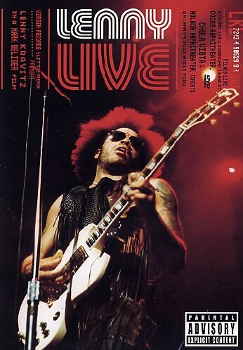 Lenny Kravitz - Live -- via Amazon Partnerprogramm