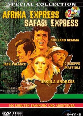 Afrika Express -- via Amazon Partnerprogramm