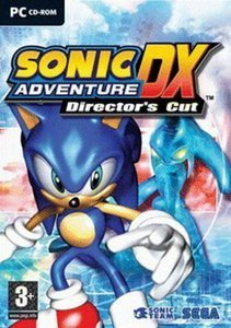 Sonic Adventure DX Director's Cut (German) (PC)