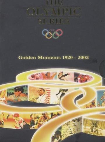 The Olympic Series - Golden Moments -- via Amazon Partnerprogramm