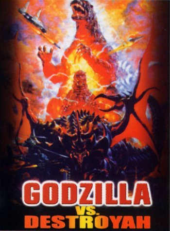 Godzilla vs. Destroyah -- via Amazon Partnerprogramm