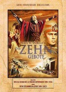 Die zehn Gebote (1956) (Special Editions)