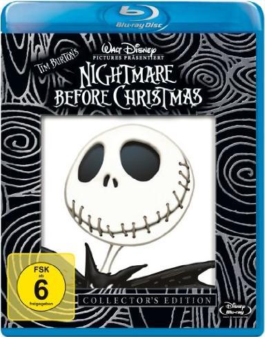 Nightmare Before Christmas (Blu-ray) -- via Amazon Partnerprogramm