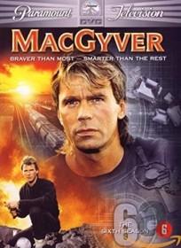 MacGyver Season 6 (DVD) (UK)