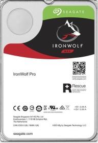Seagate IronWolf Pro NAS HDD +Rescue 6TB, SATA 6Gb/s (ST6000NE0023)