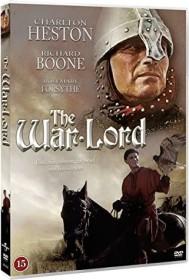 The War Lord (DVD) (UK)