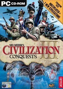 Civilization 3: Conquests (niemiecki) (PC)