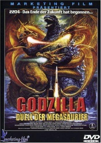 Godzilla - Duell der Megasaurier -- via Amazon Partnerprogramm