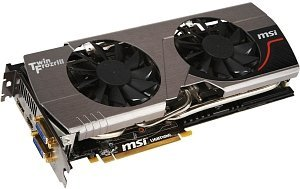 MSI N580GTX Lightning, GeForce GTX 580, 1.5GB GDDR5, 2x DVI, HDMI, DisplayPort (V256-004R)