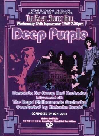 Deep Purple - Concerto For Group And Orchestra -- via Amazon Partnerprogramm
