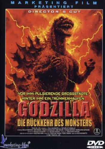 Godzilla - Die Rückkehr des Monsters -- via Amazon Partnerprogramm