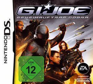 G.I. Joe - The Rise of Cobra (englisch) (DS)