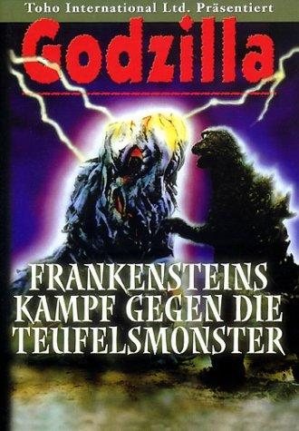 Godzilla - Frankensteins Kampf gegen die Teufelsmonster -- via Amazon Partnerprogramm