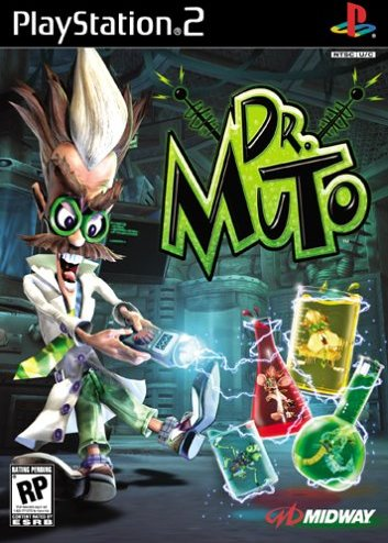 Dr. Muto (deutsch) (PS2) -- via Amazon Partnerprogramm