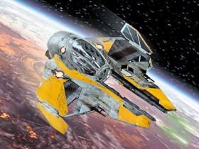 Revell Star Wars Anakin's Jedi Starfighter (03606)