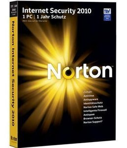 Symantec: Norton Internet Security 2010, 3 PCs, Update (German) (PC) (20044496)