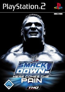 WWE SmackDown! - Here comes the Pain (niemiecki) (PS2)