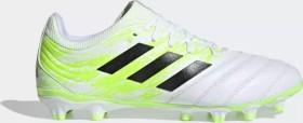 adidas Copa 20.3 MG cloud white/core black/signal green (Herren) (G28531)