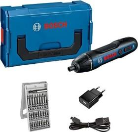 Bosch Professional GO Akku-Schrauber inkl. L-Boxx + Akku 1.5Ah + Zubehör (06019H2101)