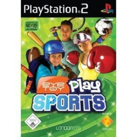 EyeToy: Play Sports - nur Software (PS2)