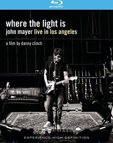 John Mayer - Where the Light Is Live In Los Angeles (Blu-ray)