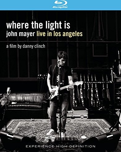 John Mayer - Where the Light Is Live In Los Angeles (Blu-ray) -- via Amazon Partnerprogramm