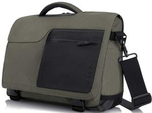 "Belkin Dash 16"" messenger bag black/grey (F8N342CW034)"