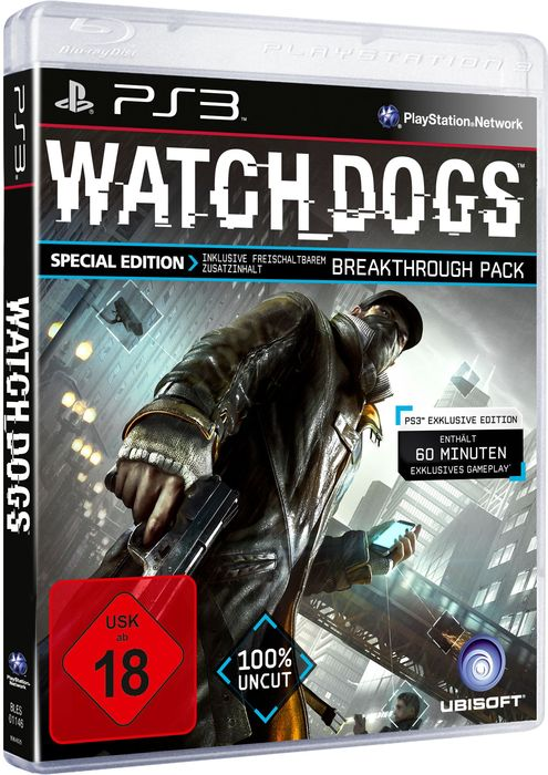 Watch Dogs Ps Review Ign