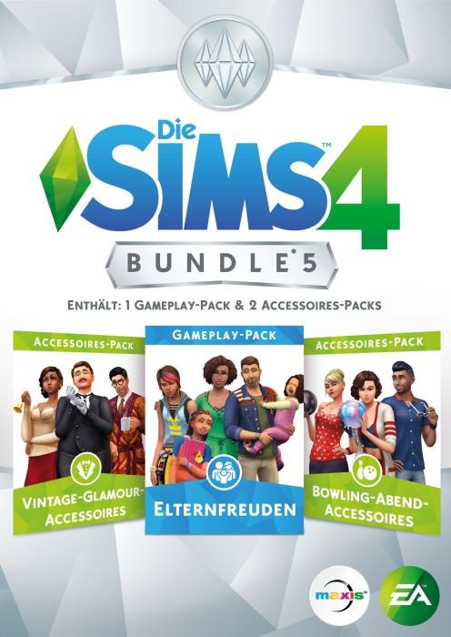 Die Sims 4: Bundle Pack 5 (Add-on) (PC)